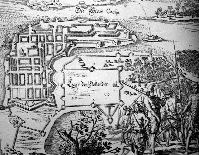 Siege of Cochin