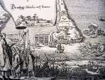 The siege of fort Zeelandia